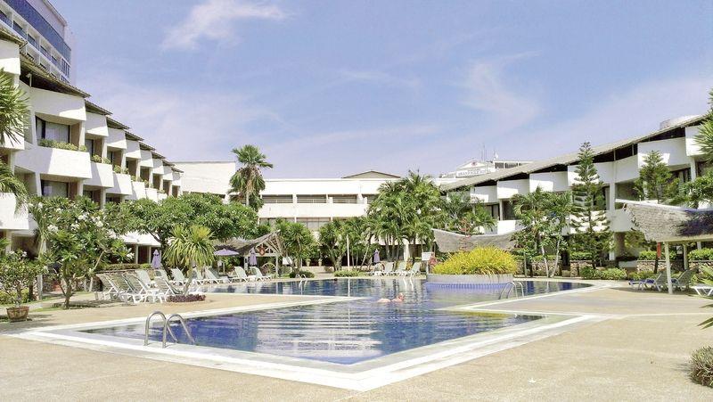 Pattaya quarantine hotel_tropicana