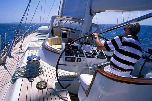 luxury sailboat yacht charter Thailand