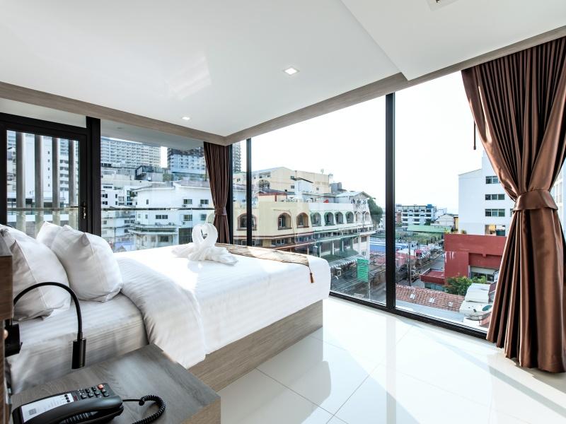Blackwoods Hotel Pattaya Soi7