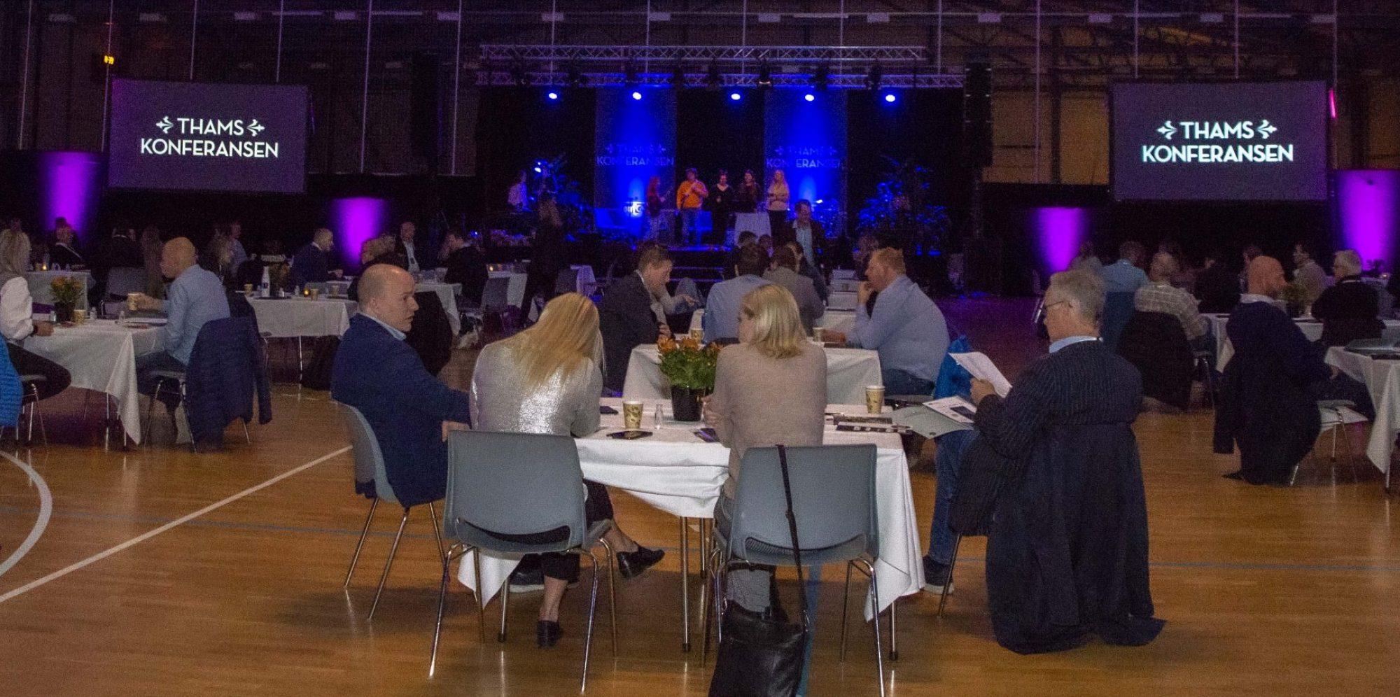 Velkommen til Thamskonferansen 2021