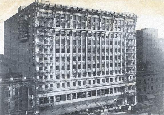 Hotel Clark, Los Angeles
