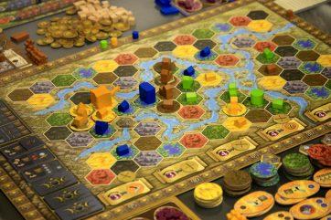 terra mystica speelbord