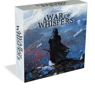 a war of whispers bordspel kopen