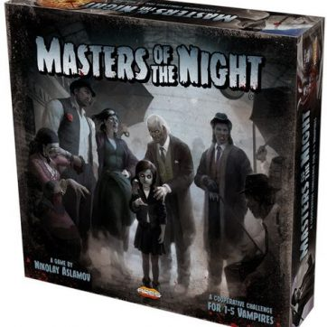 masters of the night bordspel kopen