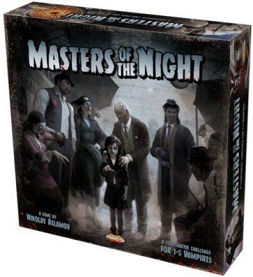 masters of the night bordspel kopen