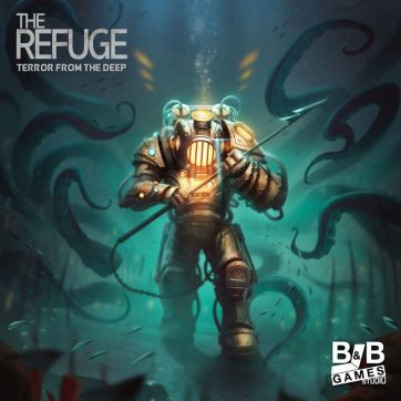 the refuge terror from the deep bordspel kopen