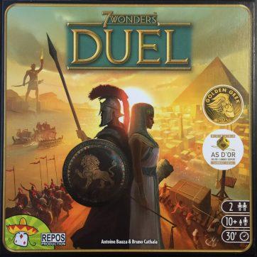 7 wonders duel bordspel kopen