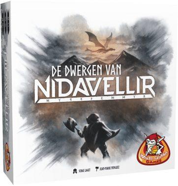 Dwergen van Nidavellir bordspel kopen