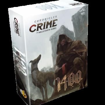 chronicles of crime 1400 bordspel kopen