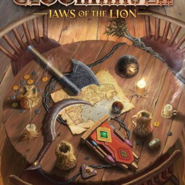 gloomhaven jaws of the lion bordspel