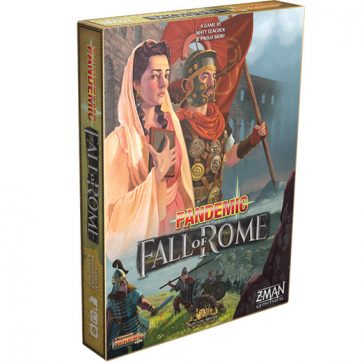 pandemic fall of rome bordspel kopen