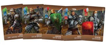 Paladins of the west kingdom paladins kaarten