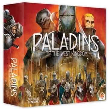 paladins of the west kingdom bordspel kopen