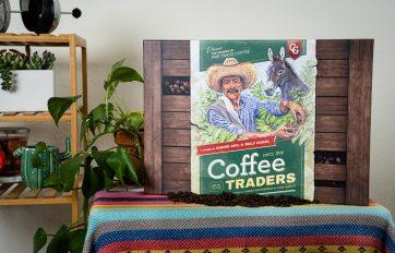 Coffee Traders bordspel