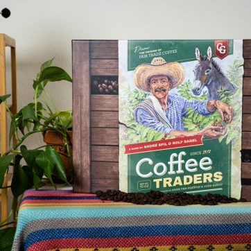 Coffee Traders bordspel