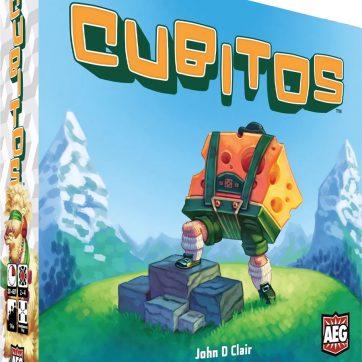 Cubitos bordspel
