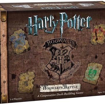 Harry Potter Hogwarts Battle bordspel