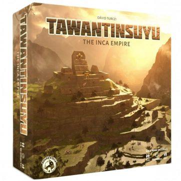 Tawantinsuyu the Inca Empire bordspel