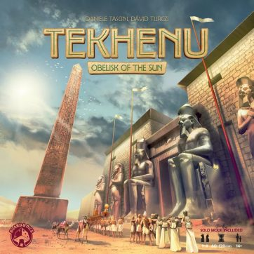 Tekhenu Obelisk of the Sun bordspel