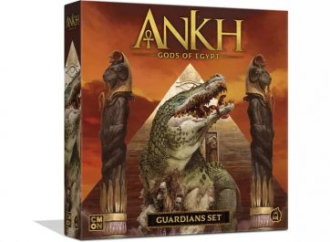 ankh gods of egypt guardians set