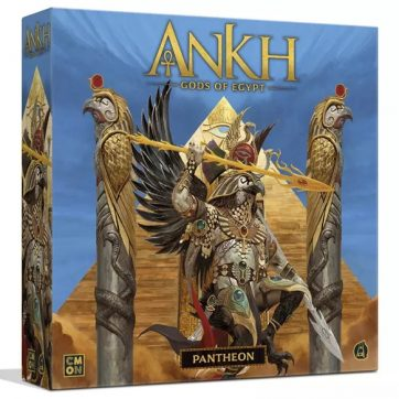 ankh gods of egypt pantheon uitbreiding