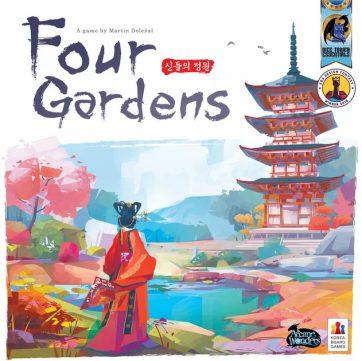 four gardens bordspel kopen