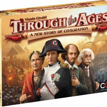 through the ages a new story of civilization bordspel kopen