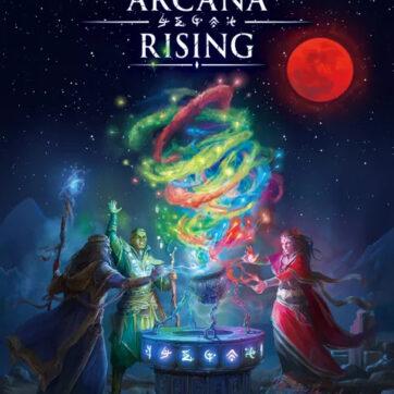 arcana rising bordspel kopen
