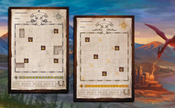 cartographers heroes bordspel