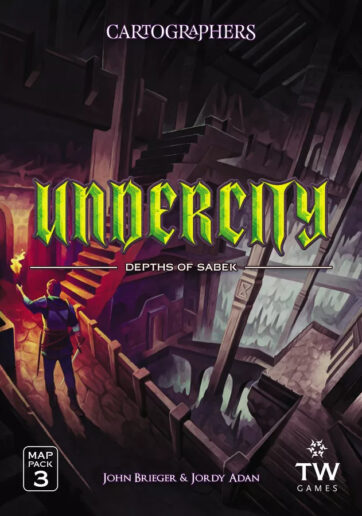 cartographers heroes undercity map pack