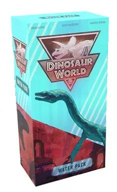 dinosaur world water pack