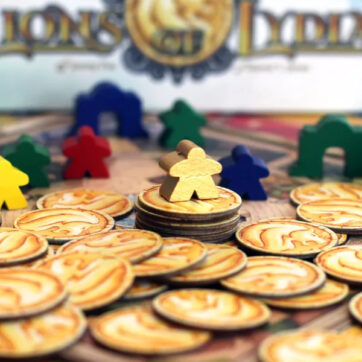 lions of lydia review