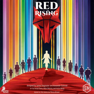 red rising bordspel kopen