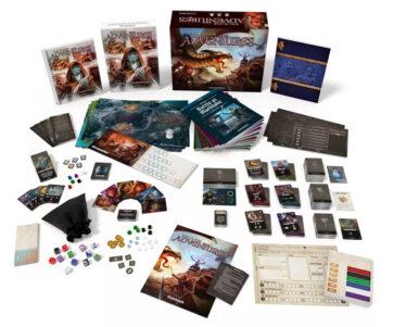 roll player adventures bordspel