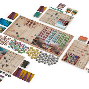 khora rise of an empire bordspel overzicht