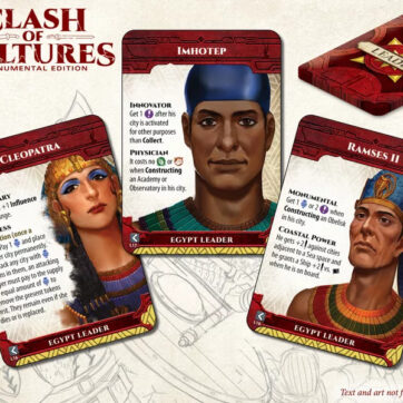 clash of cultures monumental edition egypt leaders