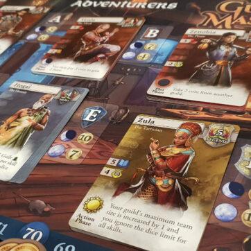 guild master adventurers