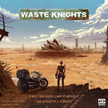 waste knights bordspel kopen