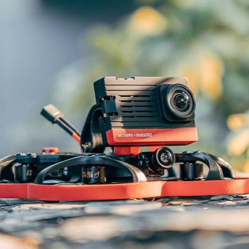 FPV drone video
