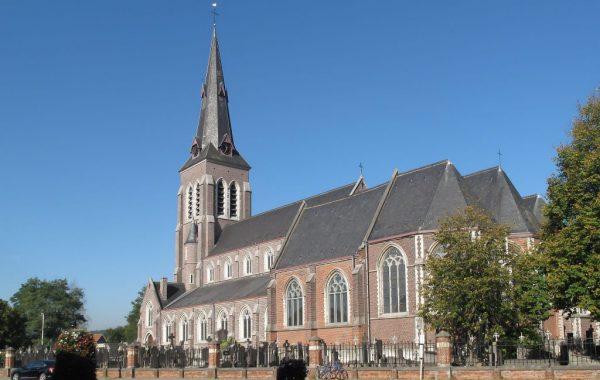 Virtuele rondleiding kerk Zaffelare