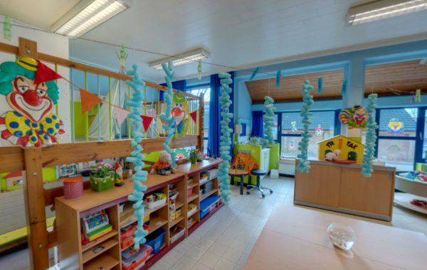 Virtuele tour Boudewijnschool Lommel