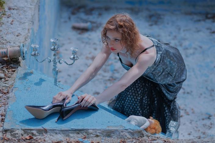 Theater:dieBoot – Hedda   © Florentina Amon