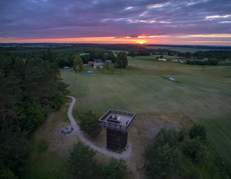 PEAK 3: Lithuania - Aukštojas Hill