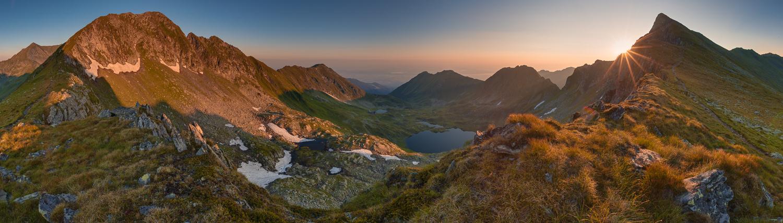 PEAK 12: Romania - Moldoveanu Peak