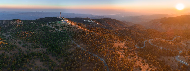 PEAK 15 - Cyprus - Mount Olympus