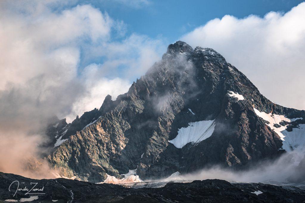 The highest mountain of Austria - Grossglockner