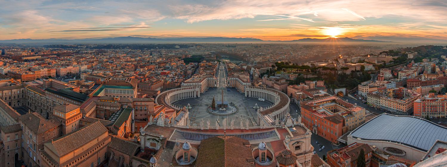 PEAK 28: Vatican - Vatican hill