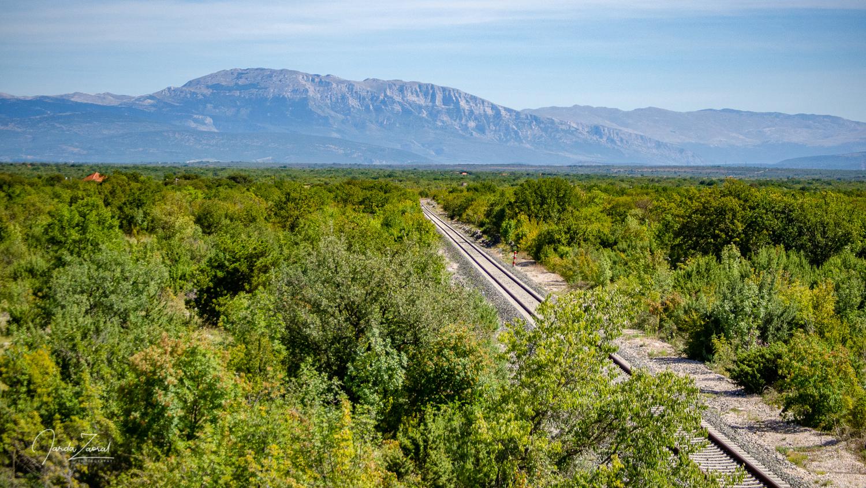 View over Dinara