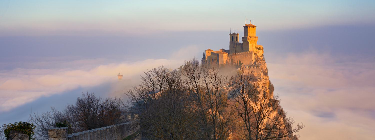 PEAK 29: San Marino – Monte Titano