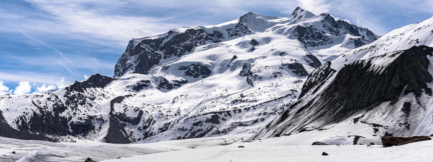 PEAK 42: Switzerland –  Dufourspitze / Monte Rosa